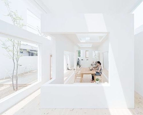 Bring the outside in | Inside out houses. Modern Japanese Architecture