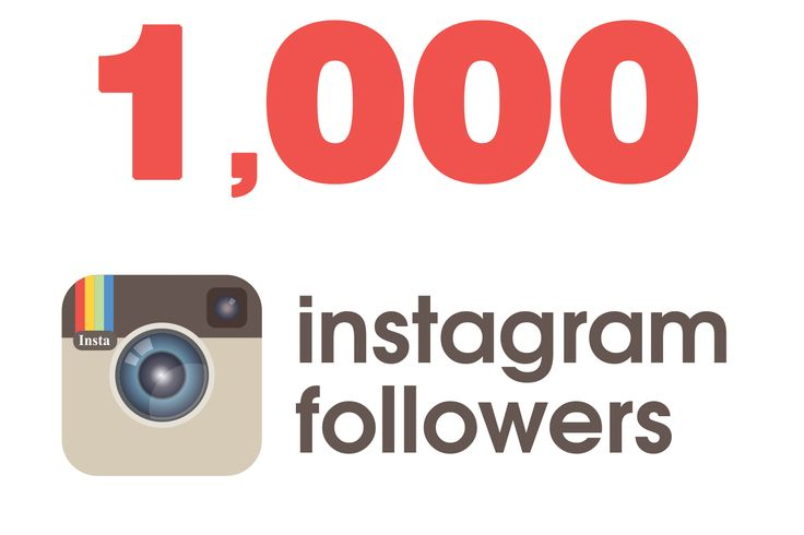 Buy 1,000 Instagram Followers for only $5.99! http://buysocialmediamarketing.com/1k-ig-followers.html #buyinstagramfollowers