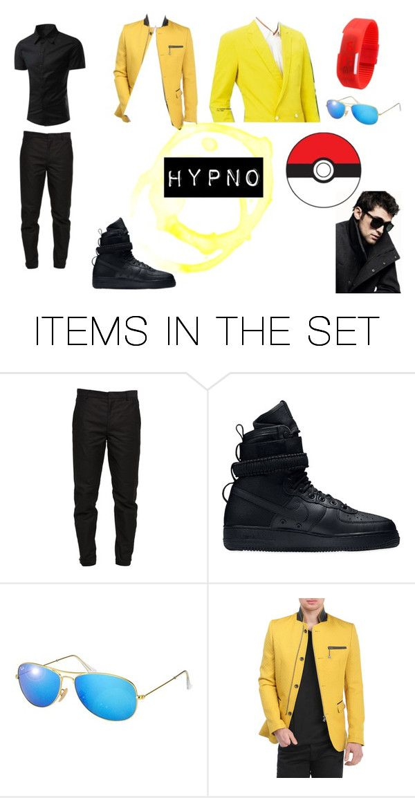 """Hypno Pokemon Set"" by hypno-serpenteye-1867 on Polyvore featuring art"