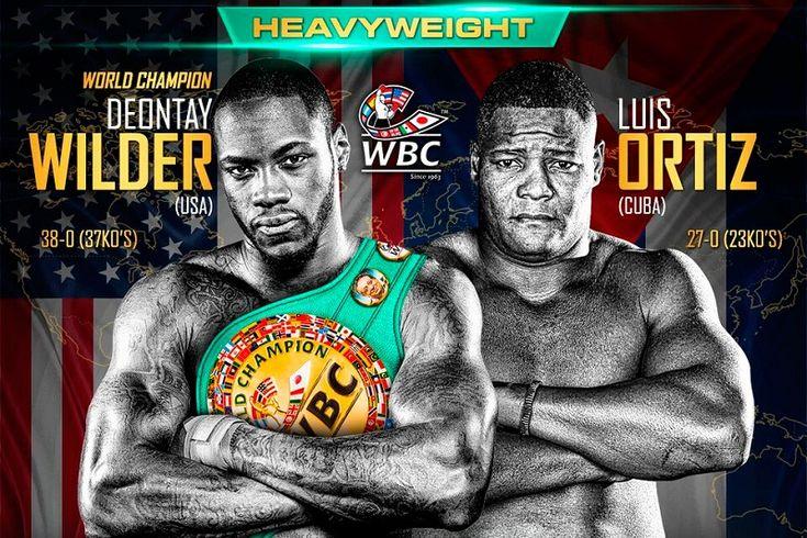 DEONTAY WILDER VS. LUIS ORTIZ PREVIEW & WEIGH-IN VIDEO