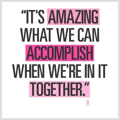 we can accomplish more together! sisterhood quotes | support other women
