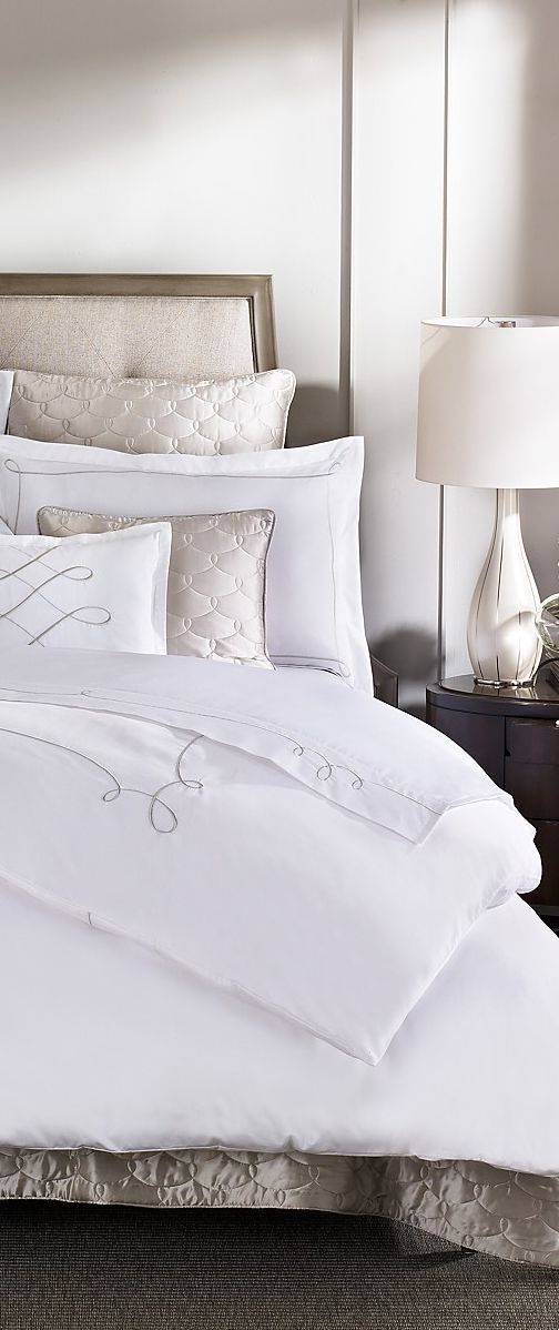 Luxury Linens and Bedding