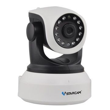 Only US$38.99, buy best VStarcam C7824WIP 720P Wireless IP Camera IR-Cut Onvif Video Surveillance Security CCTV Network Camera sale online store at wholesale price.US/EU warehouse.  https://www.banggood.com/VStarcam-C7824WIP-720P-Wireless-IP-IR-Camera-Onvif-Video-Surveillance-Security-CCTV-Network-Camera-p-1056281.html?p=VK14133014339201511I