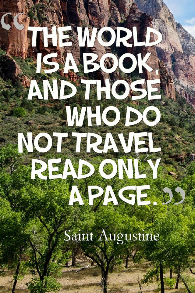 #Travel Quotes - Top and Best Everything