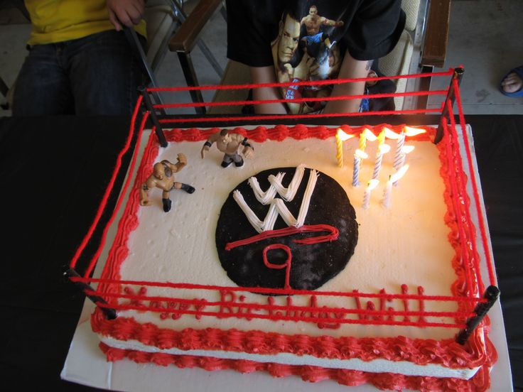 17 Best Images About Wwe Birthday On Pinterest Belt