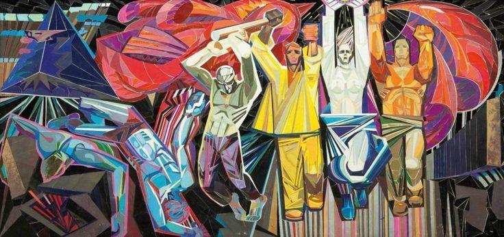 Украина. Непокоренные художники 1960-х: творчество, испытания и победы