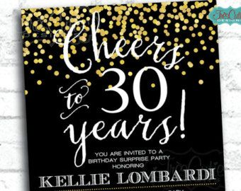 30Th Party Invitations with nice invitations layout