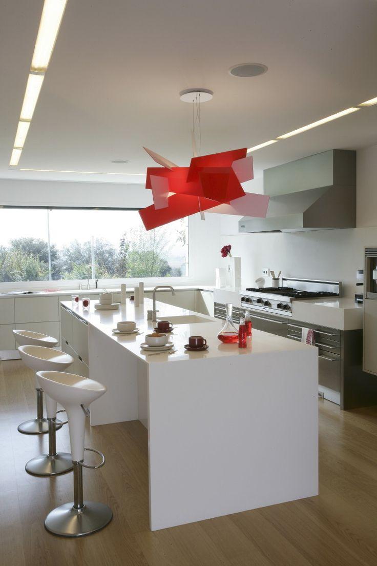 M s de 25 ideas incre bles sobre cocina con isla central for Diseno cocinas con isla central