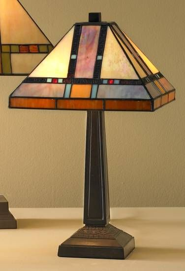 Chicago Art Institute, Mission Lamp