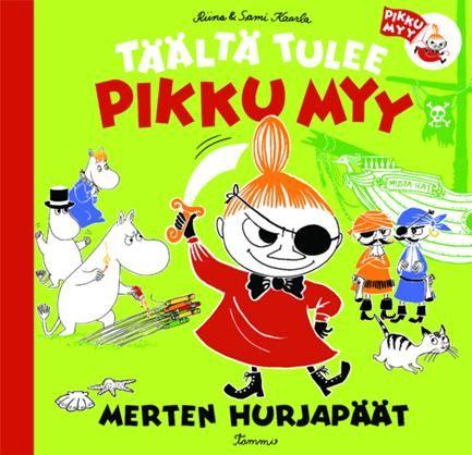 Merten hurjapäät - Riina ja Sami Kaarla - #kirja