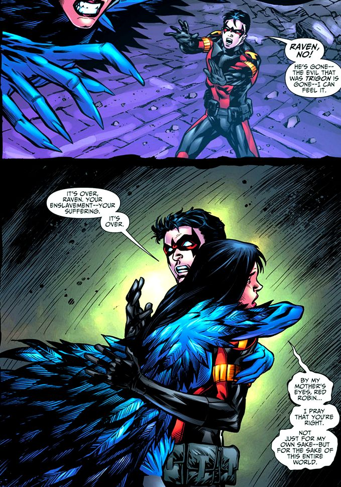 raven, robin.