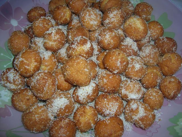 Bon appetit! ricette semplici... Castagnole al Marsala