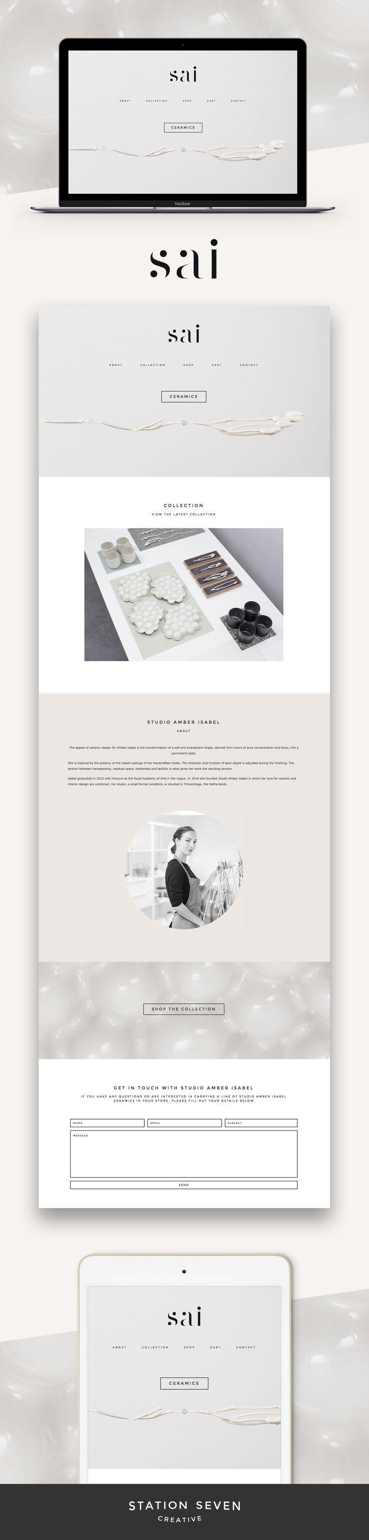 Website soft colors - Coastal Wordpress Theme
