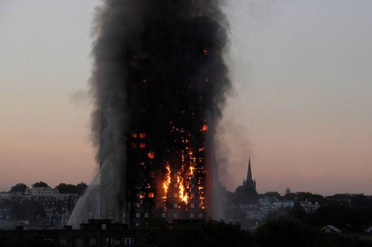 "Student takes exam after losing home in London high-rise blaze Sitemize ""Student takes exam after losing home in London high-rise blaze"" konusu eklenmiştir. Detaylar için ziyaret ediniz. http://xjs.us/student-takes-exam-after-losing-home-in-london-high-rise-blaze.html"