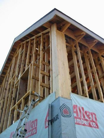 33 best how to construction images on pinterest for Cost effective home building