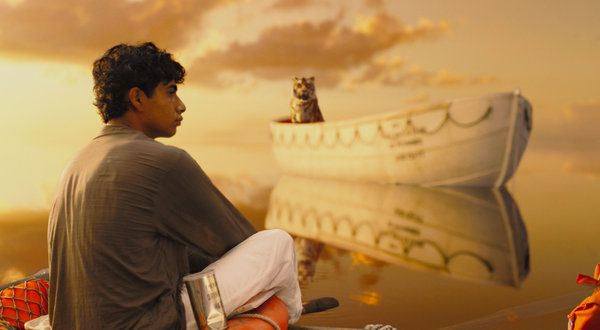 And Excellent Review of Life of Pi by A.O. Scott