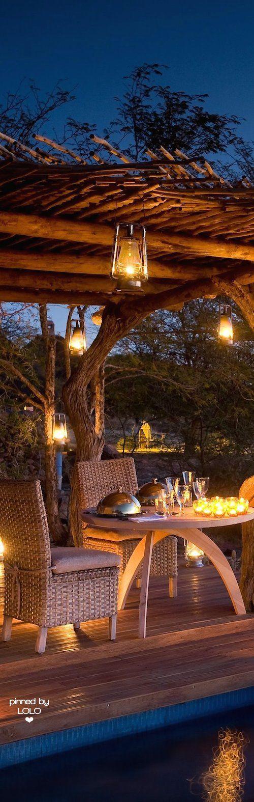 Tswalu Kalahari South Africa Private Game Reserve | LOLO❤