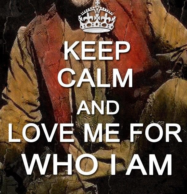 Who I am... 24601 :)