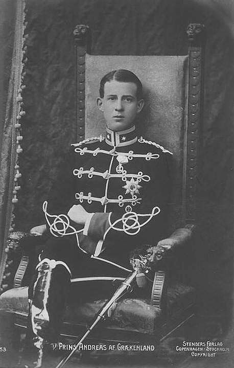 Prince Philip's father, Prince Andrew of Greece and Denmark and his wife Princess Alice of Battenberg. Description from pinterest.com. I searched for this on bing.com/images