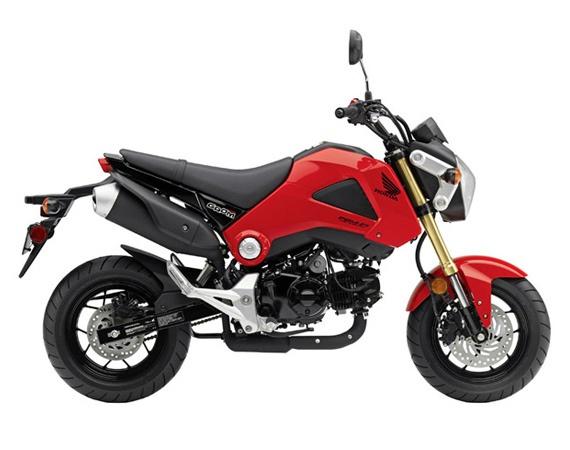 HONDA – 2014 GROM MOTORCYCLE