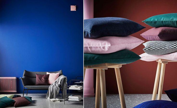 Ohhhh! ♥ #IKEA & #HAY bringen demnächst ihre erste gemeinsame Wohn-Kollektion #YPPERLIG in alle IKEA Filialen: