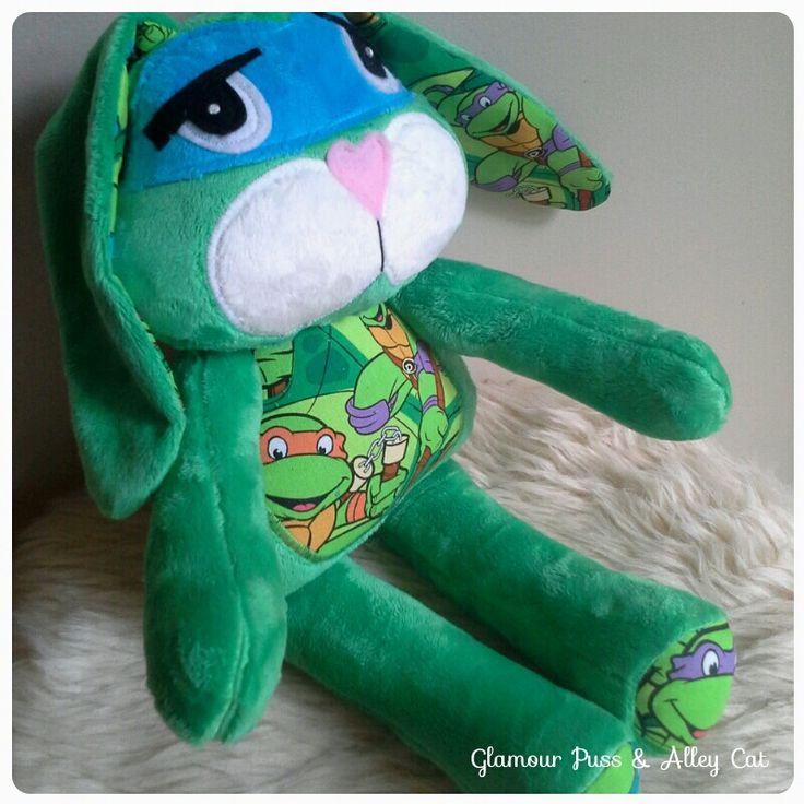 Ninja bunny - custom sold :)