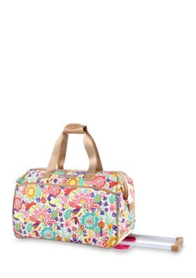 Lily Bloom  Tulips  Tweets Rolling City Bag