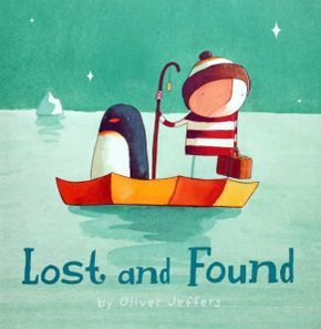 Lost and Found by Oliver Jeffers - Activity ideas