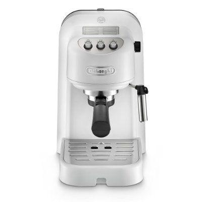 Delonghi EC250.W Pump Espresso Machine, White