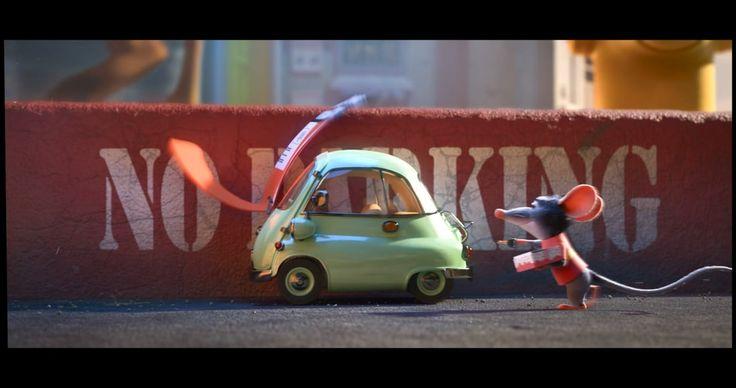 """""""Zootopia"""" Shot Breakdown on Vimeo"""