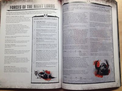Traitor Legions... Images of all 9 Legion Rules Compilation - Faeit 212: Warhammer 40k News and Rumors
