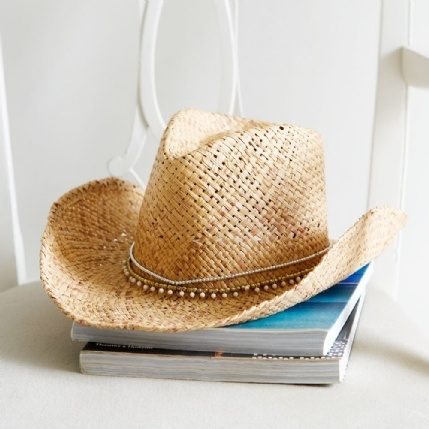 FRPR wants one of these - Star Mela Straw Hat