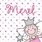 Geboortekaartje prinsesje 502