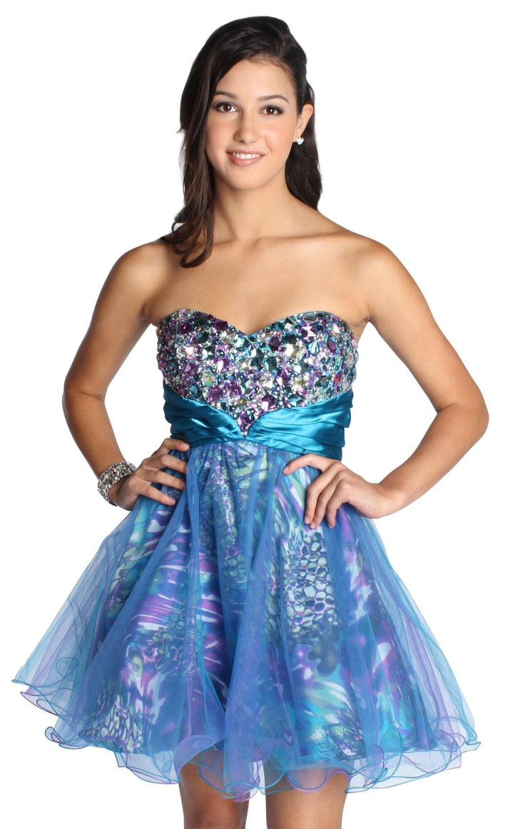 54 best Homecoming/Prom Dresses images on Pinterest   Prom dresses ...