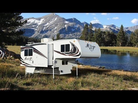 The Arctic Fox Camper 1140 From Northwood An Arctic Fox Camper