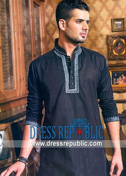 Style DRM1116, Product code: DRM1116, by www.dressrepublic.com - Keywords: Nishat Linen Mens Shalwar Kameez Collection 2013, Latest Designs of Nishat Linen Online