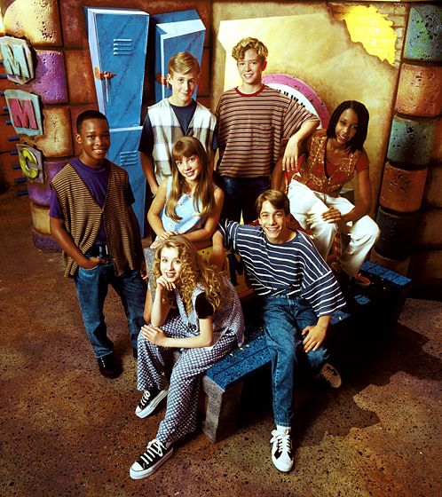 Stars' Big Breaks: The 1993-1995 Mickey Mouse Club Cast Britney Spears, Ryan Gosling, Justin Timberlake and Christina Aguilera!