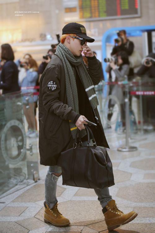 JIMIN x BTS | December 2015