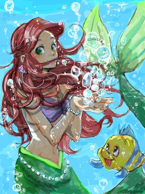 Disney - The Little Mermaid - Ariel