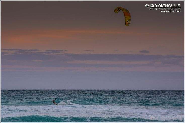 Long Beach - one of the best kitesurfing spots in Barbados