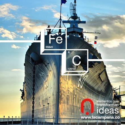 La fortaleza de trabajar con los mejores.  La Campana elementos que transforman ideas.  www.lacampana.co