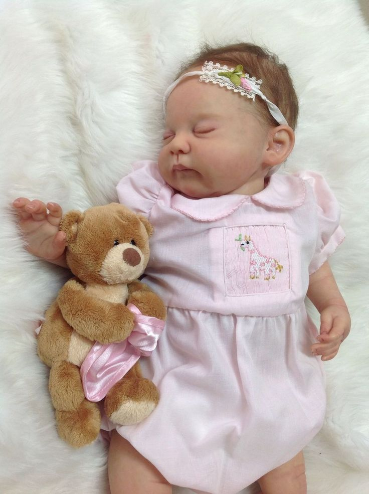 Blanca by Ping Lau - Pre-Order - Online Store - City of Reborn Angels Supplier of Reborn Doll Kits and Supplies