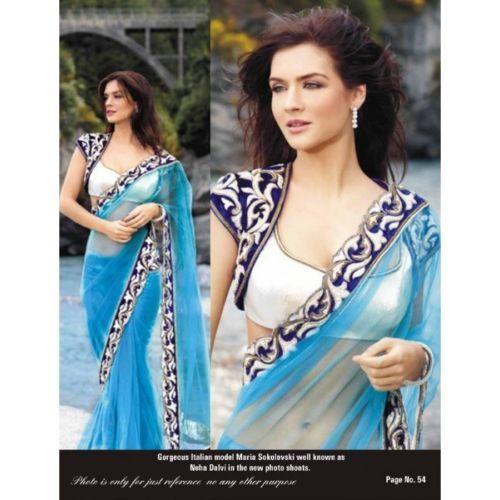 25+ best ideas about Indian Designer Wear on Pinterest ...
