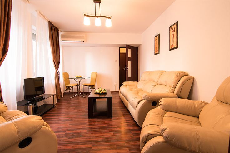 Business travel ready apartment in Bucharest city center
