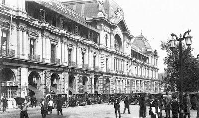 1928, Portal Fernández Concha y Plaza de Armas