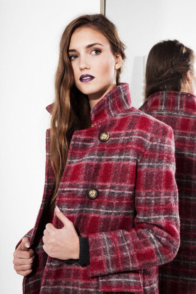 60s style Coat