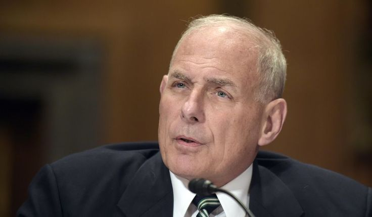 DHS chief says members of Congress 'threaten' him over immigration enforcement