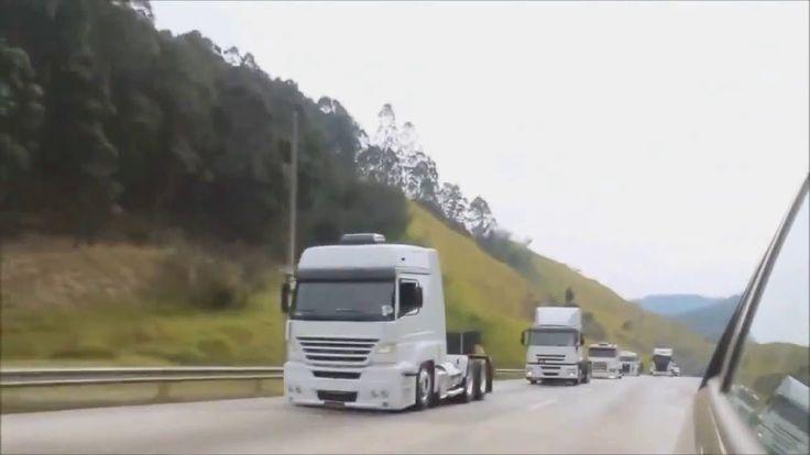 Caminhões Mais Lindos ( Top )Do Mundo Vs Caminhão Mais Feio Do Brasil