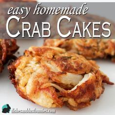 These homemade crab cakes are so quick and easy to make! If you're a fan of seafood like I am you will LOVE these! This week has been a busy and tough one since everyone here has come down with what is either a very bad cold or the flu. I honestly haven't felt like …