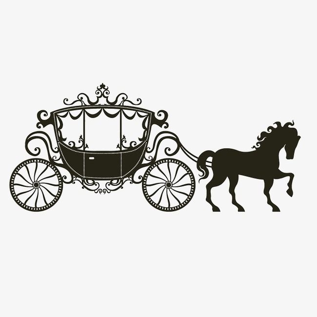 Carriage Png And Clipart Disney Princess Drawings Crafts With Pictures Horse And Carriage Wedding